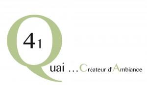 Logo Quai 41 MR